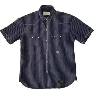 NEIGHBORHOOD - 日本製 NEIGHBORHOOD 刺繍入り Western S/S Shirt