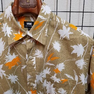 ヘリーハンセン(HELLY HANSEN)のHELLY HANSEN Total Pattern S/S Shirt(シャツ)