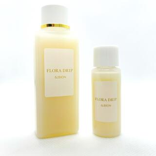 ALBION - アルビオン ✩ フローラドリップ 化粧液 ✩ 24ml + 6ml サンプル