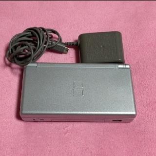 ニンテンドーDS - Nintendo DS Lite グロスシルバー DSライト