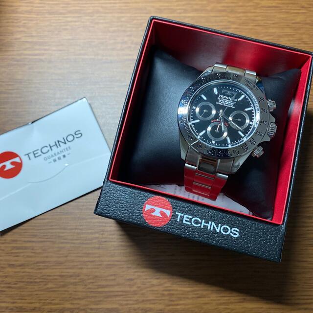 TECHNOS(テクノス)のテクノス technos  メンズの時計(腕時計(アナログ))の商品写真