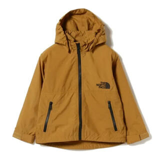 THE NORTH FACE - ラスト新品タグ付今季正規品未開封未試着ノースフェイス コンパクトジャケット130