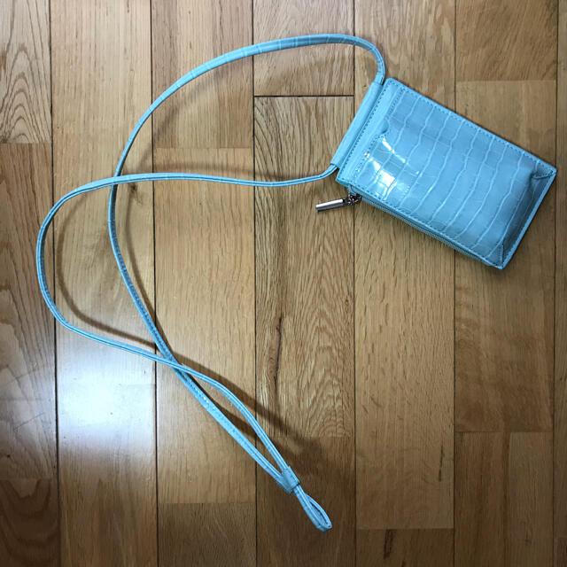 coen(コーエン)のスマホポシェット(スマホショルダーバッグ/スマホケース) coen携帯ケース スマホ/家電/カメラのスマホアクセサリー(モバイルケース/カバー)の商品写真
