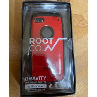 アイフォーン(iPhone)のroot  gravity  iPhone 7 8 ケース(iPhoneケース)