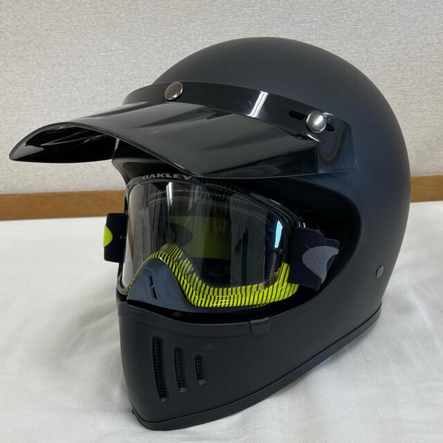 Oakley(オークリー)の何是楚さま専用 自動車/バイクのバイク(装備/装具)の商品写真