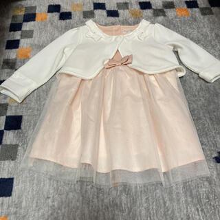 ヒロミチナカノ(HIROMICHI NAKANO)のヒロミチナカノ ワンピース ドレスセット 95(ドレス/フォーマル)