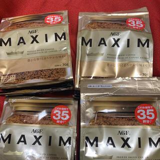 エイージーエフ(AGF)のmaxim ☆インスタントコーヒー 詰め替え(コーヒー)
