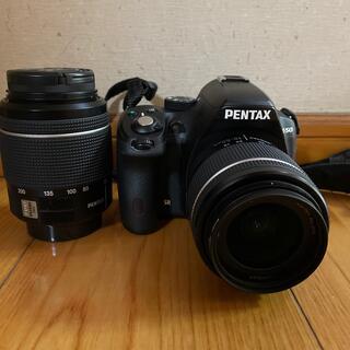 PENTAX - Pentax k50 一眼レフ