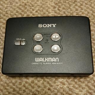 SONY - SONY WALKMAN WM-EX511