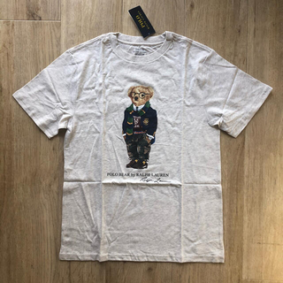 ラルフローレン(Ralph Lauren)のメンズ 大人OK キッズ ポロベア  Tシャツ 160 ボーイズ (Tシャツ/カットソー(半袖/袖なし))