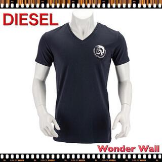 ディーゼル(DIESEL)のDIESEL ディーゼル Tシャツ 半袖 Vネック(Tシャツ/カットソー(半袖/袖なし))