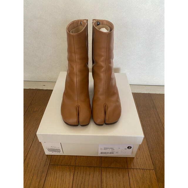 Maison Martin Margiela(マルタンマルジェラ)の9日までの限定値下げ‼︎足袋ブーツ35 1/2サイズ レディースの靴/シューズ(ブーツ)の商品写真