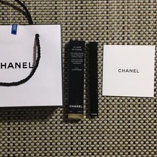 CHANEL - お値下げ!シャネル  リキッドアイライナー  百貨店購入 サンプル付