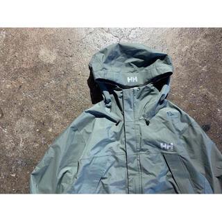 ヘリーハンセン(HELLY HANSEN)の【極美品】ヘリーハンセン SCANZA jacket XL(マウンテンパーカー)