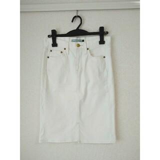 ウエストウッドアウトフィッターズ(Westwood Outfitters)の美品 WESTWOOD OUTFITTERS ペンシルスカート(ひざ丈スカート)