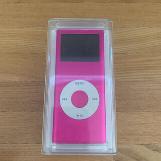 Apple - Apple Ipod nano 4GB