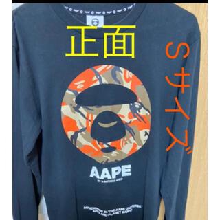 A BATHING APE - A BATHING APE BAPE ロンT カットソー バックプリント有‼️