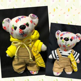 Kis-My-Ft2 - キスマイベア衣装 キスどき風3点セット