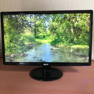エイサー(Acer)のacer 21.5インチ S221HQL  LED液晶ディスプレイ(ディスプレイ)
