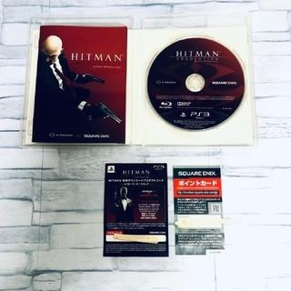 SQUARE ENIX - ヒットマン・アブソリューション・PS3ソフト【美品・動作確認済み】