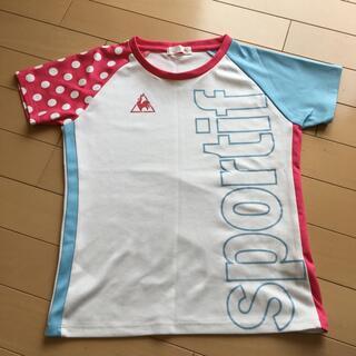 ルコックスポルティフ(le coq sportif)のキッズ Tシャツ140(Tシャツ/カットソー)
