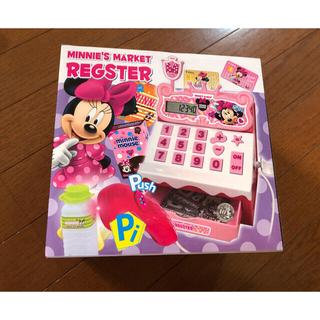 ディズニー(Disney)のミニーちゃん レジ 玩具 おもちゃ 新品 未開封品(その他)