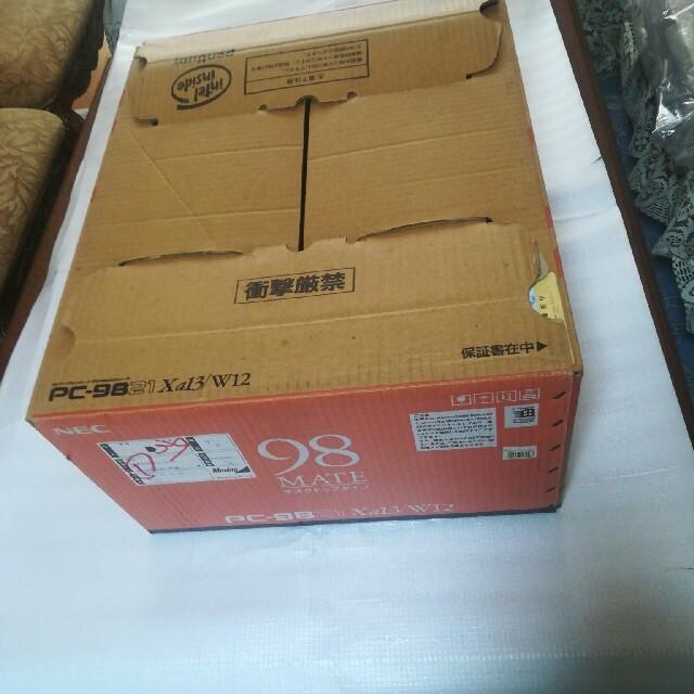 NEC(エヌイーシー)のPC9821Xa13/W12  箱入新品 スマホ/家電/カメラのPC/タブレット(デスクトップ型PC)の商品写真