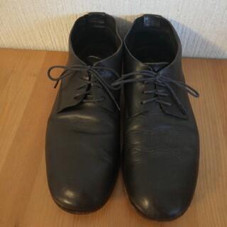 エヴァムエヴァ(evam eva)のエヴァムエヴァ レザー ブラックシューズ (ローファー/革靴)