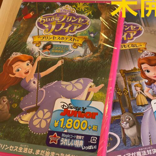 Disney - Disney ちいさなプリンセス ソフィア DVD2枚セット