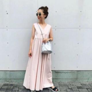 イエナ(IENA)の⭐️ mite original flare dress 2way ワンピース(ロングワンピース/マキシワンピース)