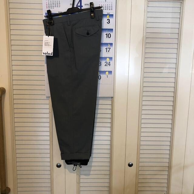 kolor(カラー)のkolor21ssパンツサイズ2 メンズのパンツ(スラックス)の商品写真