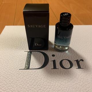 Dior - ディオール ソヴァージュオードゥトワレ10ml