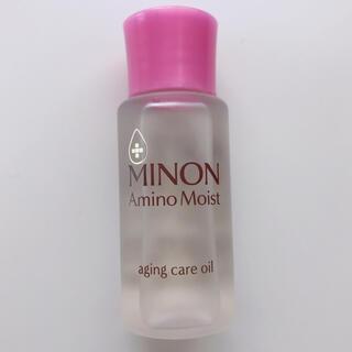 ミノン(MINON)のミノン アミノモイスト エイジングケアオイル(フェイスオイル/バーム)