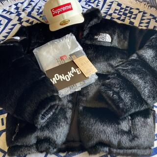 シュプリーム(Supreme)のsupreme the north face fur nuptse M(その他)