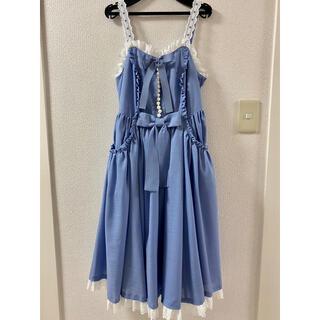 Angelic Pretty - Nostalgic Gardenジャンパースカート