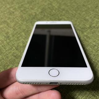 アイフォーン(iPhone)のiPhone 8 Plus Silver 256 GB SIMフリー(スマートフォン本体)