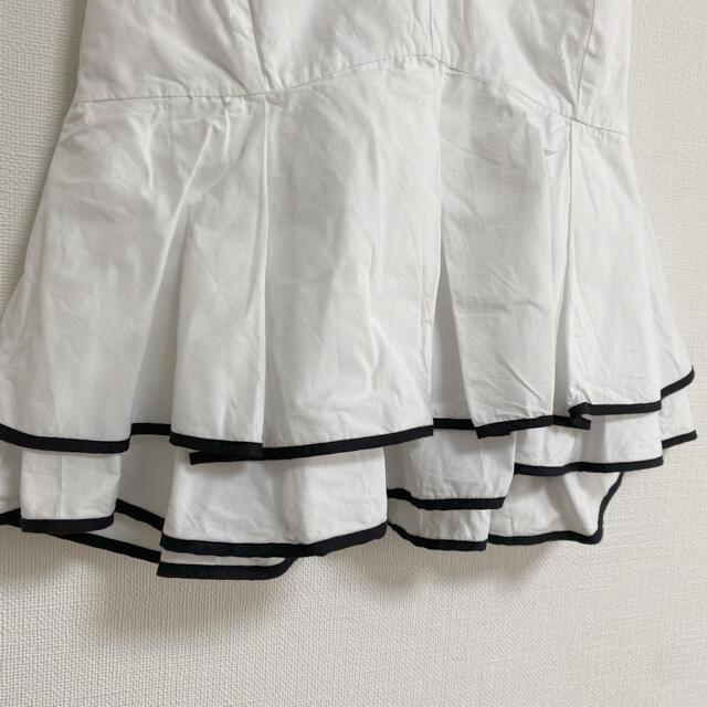 ZARA(ザラ)のZARA ウエストリボン トップス  レディースのトップス(カットソー(半袖/袖なし))の商品写真