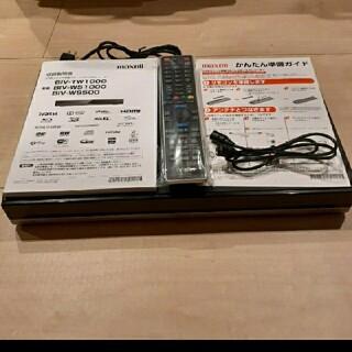 日立 - maxell iVDRスロット搭載 BIV-WS500