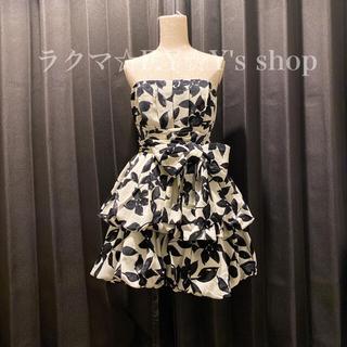 Lily Brown - LilyBrown☆リリーブラウン☆ベアワンピース☆ドレス☆S〜Mサイズ