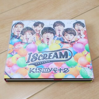 Kis-My-Ft2 - 「I SCREAM」CD