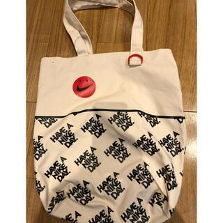 ナイキ(NIKE)の【NIKE】新品未使用 大特価 SALE ナイキ  トートバッグ  お買い物袋(トートバッグ)