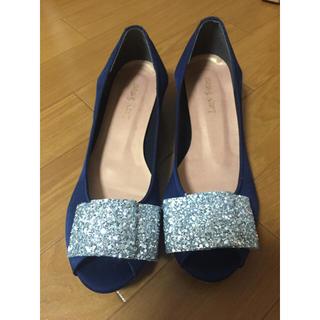 【Lazy Swan 】ローヒールシューズ¥1300★送料無料 レディースの靴/シューズ