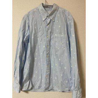 ユニフォームエクスペリメント(uniform experiment)のユニフォーム エクスペリメント×フラグメントデザイン ストラップシャツ(シャツ)