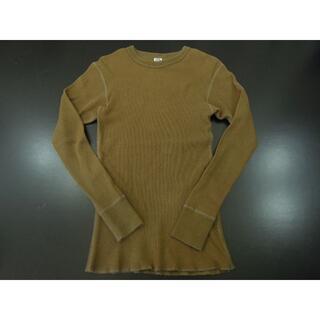 トイズマッコイ(TOYS McCOY)の4fz TOYSMcCOY トイズマッコイサーマル ワッフル 長袖Tシャツ ロン(Tシャツ/カットソー(七分/長袖))