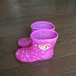 ディズニー(Disney)の長靴 レインシューズ 16.0  プリンセス(長靴/レインシューズ)