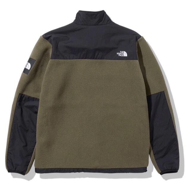 THE NORTH FACE(ザノースフェイス)のノースフェイス デナリジャケット XL ニュートープ フリースジャケット メンズのジャケット/アウター(ブルゾン)の商品写真
