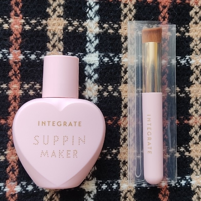 INTEGRATE(インテグレート)の資生堂 インテグレート すっぴんメイカー リキッド 特製セット II(1セット) コスメ/美容のベースメイク/化粧品(化粧下地)の商品写真