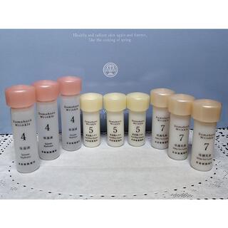 ドモホルンリンクル - 【匿名配送】ドモホルンリンクル 保湿液 美活肌エキス 保護乳液 各3本