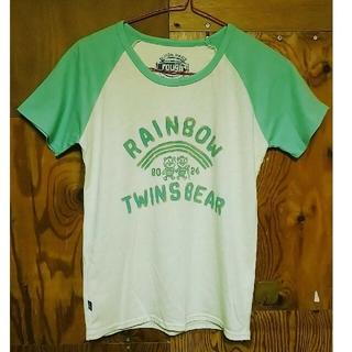 ラフ(rough)のrough ラフ Tシャツ 半袖T トップス カットソー サイズM USED品(Tシャツ/カットソー(半袖/袖なし))