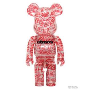 メディコムトイ(MEDICOM TOY)のBE@RBRICK atmos × Coca-Cola 1000% (その他)